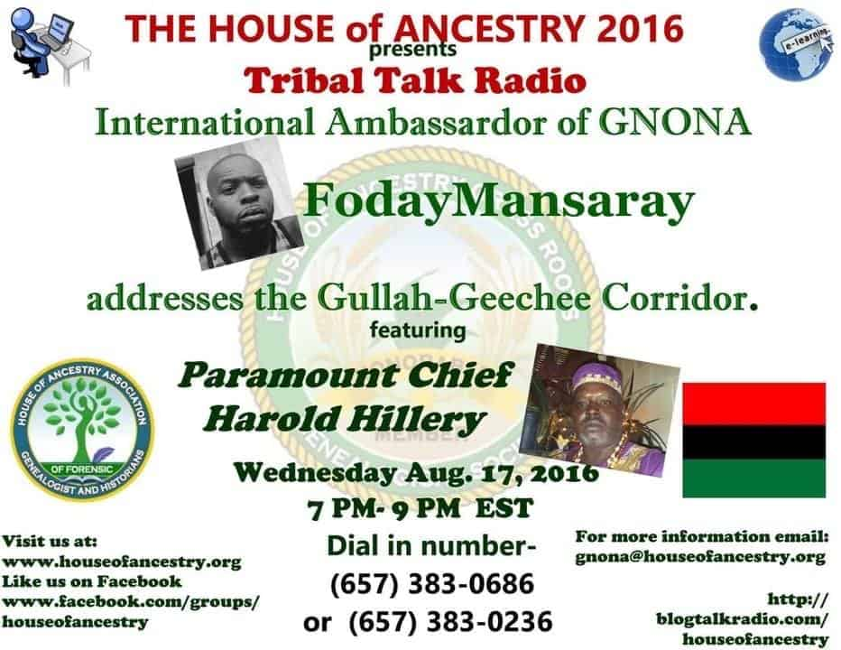 Chief Foday Interview