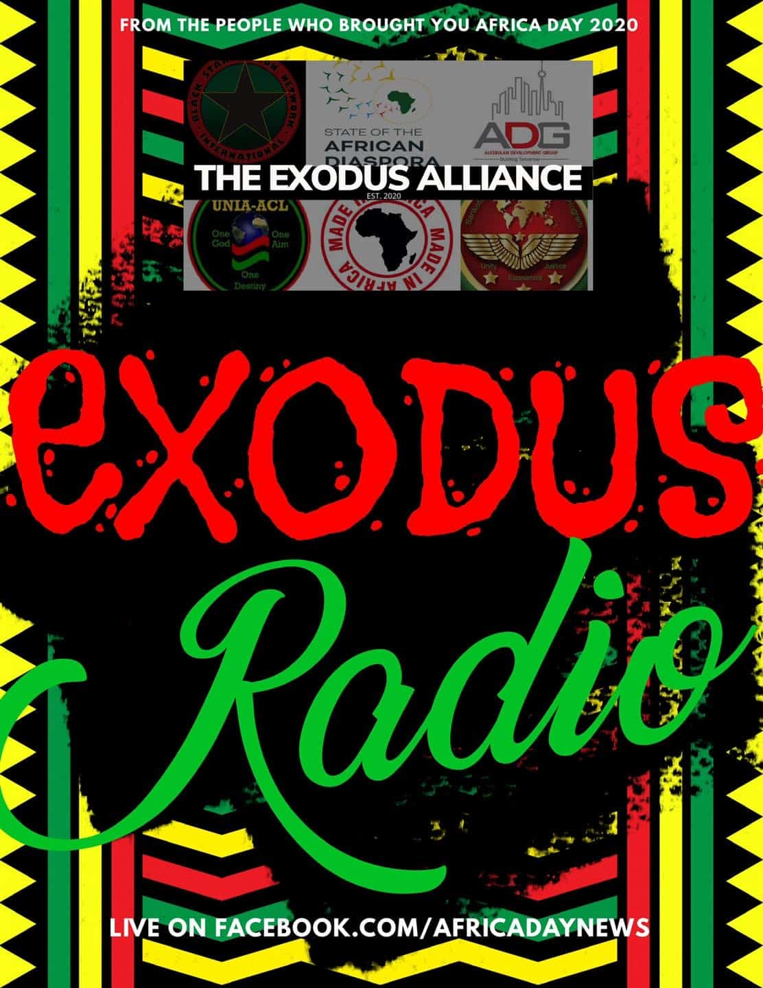 Introducing The Exodus Alliance